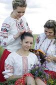 Ukrainian culture — Stock Photo