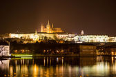 Evening view of Prague. Czech Republic — Photo