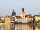 View of Prague, Czech Republic — Stock Photo