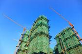 Construnction site — Stock Photo
