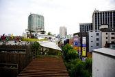 集合住宅のブロック — ストック写真