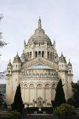 Basilica of Saint Therese of Lisieux — Stock Photo