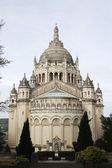 Basilica of Saint Therese of Lisieux — Stock Photo