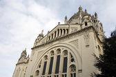 Basilica facade — Stock Photo