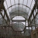 Palacio de Cristal — Stock Photo