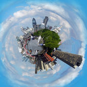 London Planet — Stock Photo