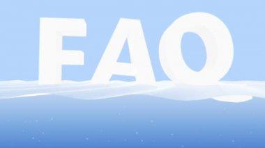 Sea FAQ — Stock Video