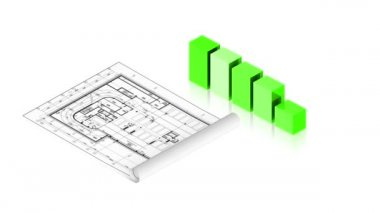 Isometric animations 104 — Stock Video