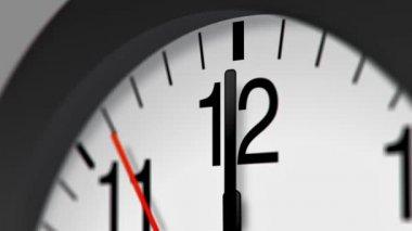 時計ストック ビデオ — ストックビデオ