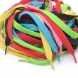 Stock Photo: Shoelaces