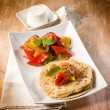 Tortillas with capsicum — Stock Photo #30284247