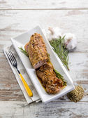Roast with fennel seed — Stockfoto