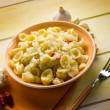 Orecchiette with cauliflower — Stock Photo #50504127