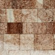 Stock Photo: Old marble brick wall