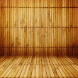 Old wood room — Stock Photo #34024173
