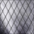 Metal construction background — Stockfoto
