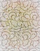 纸黄金饰品 — 图库照片