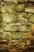 Ortaçağ tuğla duvar — Stok fotoğraf