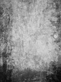 Grunge black wall — Stock Photo