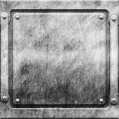 Metal konstrüksiyon arka plan — Stok fotoğraf