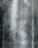 Grunge brushed metal plate — Stock Photo