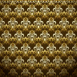 Seamless Damask wallpaper  — Grafika wektorowa