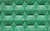 Grunge green wall — Stock Photo