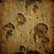 Old Painted Wood Texture — 图库照片