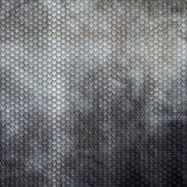Silver Metal Grid Texture — Stock Photo