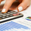 Financial accounting — Stock Photo #23795393