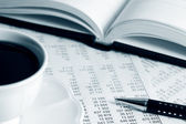 Financial accounting — Stock Photo