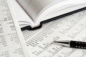 Contabilidad financiera — Foto de Stock
