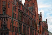 Historical Building in Manchester (Refuge Assurance Building) — Stock Photo