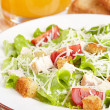 Caesar salad — Stock Photo #38607421