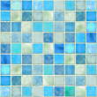 Blue Tile Mosaic — Stock Photo #4942353