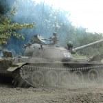Military Tank — Stock Photo #22211847