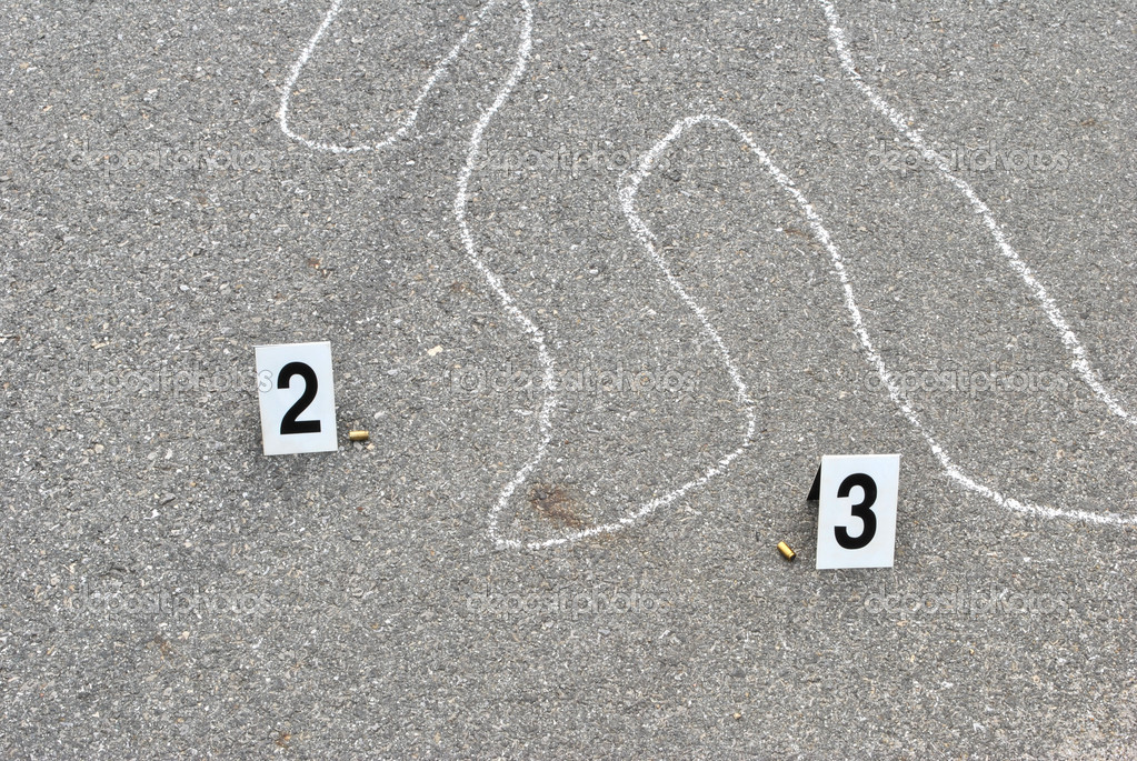 Chalk Outline Png Crime Scene Chalk Outline of