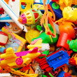 Toys background — Stock fotografie