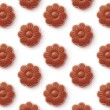 Stock Photo: Chocolate candy background