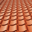 Metal roof — Stock Photo #34677651