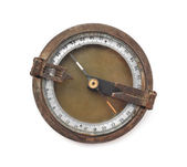 Rusty compass — Stock Photo
