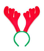 Reindeer decoration antlers — Stock Photo