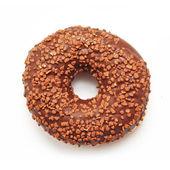 Chocolate doughnut — Stock Photo