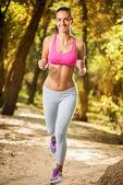 ジョギング — ストック写真