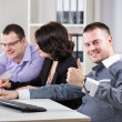 Business Team — Stock Photo #41334675