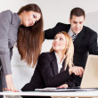 Business Team — Stock Photo #42426569