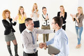 Successful Agreement — Stock Photo