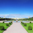 Stock Photo: Upper Park in Pertergof, Saint-Petersburg city , Russia