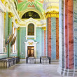 Peter and Paul Fortress. Interior. Saint-Petersburg. — Stock Photo