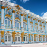 Katherine's Palace hall in Tsarskoe Selo (Pushkin). — Foto Stock